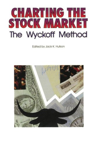 Charting the Stock Market: The Wyckoff Method por Jack K. Hutson