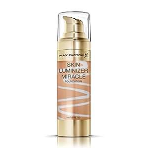 Max Factor Skin Luminizer Foundation, Natural Number 50