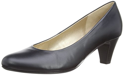 Gabor Shoes Gabor, Damen Pumps, Blau (36 ocean (LFS rot)), 39 EU (6 UK)