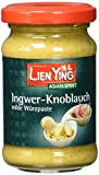 Lien Ying Knoblauch Ingwer Paste, 12er Pack (12 x 100 g)