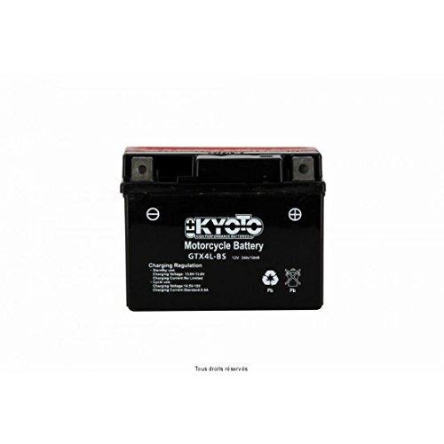 BATTERIA Ytx4l-bs - Ss Entr. acido L 114mm W 71mm H 86mm 12v 3ah acido 0,18