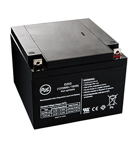 Batterie B&B BP2612 T1 12V 26Ah Acide scellé de plomb