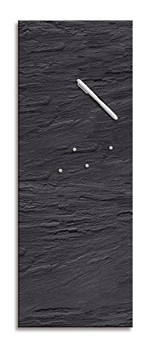 Eurographics MB-DT6193 Memo Board Black Slate, 30 x 80 cm