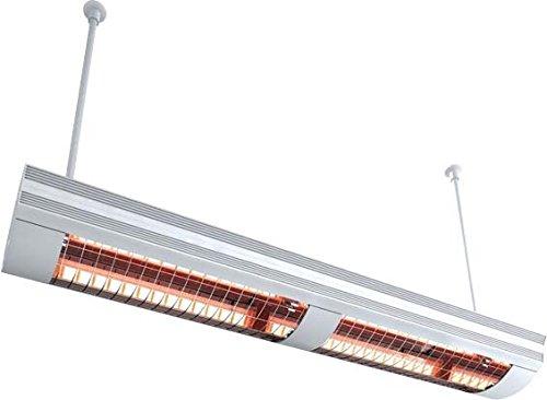 etherma Radiateur infrarouge Solamagic, 4 kW, montage plafond, blanc 9100306