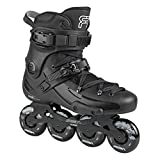 SEBA Freeskate & Slalom-, Urban-Inline-Skate FR1 80 Black