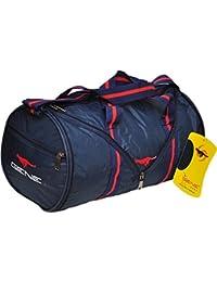 CP Bigbasket Gene Foldable Duffel Gym Bag Travel Bag (Blue, 30L)