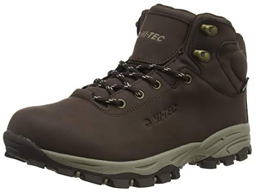 Hi-Tec Romper Waterproof Junior, Chaussures de Randonnée Hautes Mixte Enfant