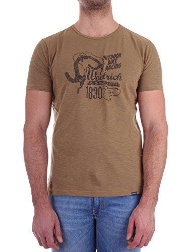 Woolrich WOTEE1136 T shirt Mann 2XL (Woolrich Frühling)