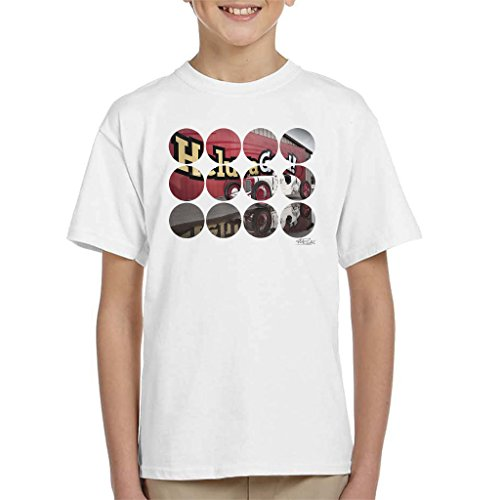 Martyn Goddard Official Photography - HCS Special Circles Indy Racer Kid's T-Shirt