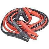 Cables de arranque para Batería, 4M 1200A, resistentes - incluye funda