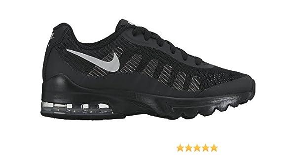 Nike Jungen Air Max Invigor (Gs) Laufschuhe, grau