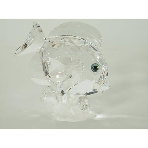 Swarovski pesce in cristallo pesciolino 883822 AP 2007 - 2007 Di Cristallo