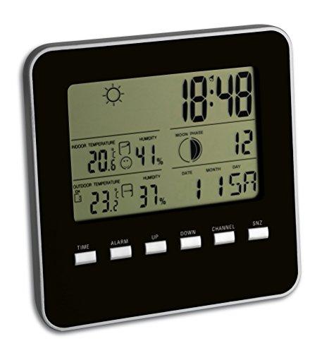 TFA 35.1098.01 - Estación meteorológica Digital con Sensor Remoto
