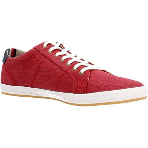Tommy Hilfiger Howell 1D2 614 Herren Sneaker (Scooter Red) (Scooter Red)