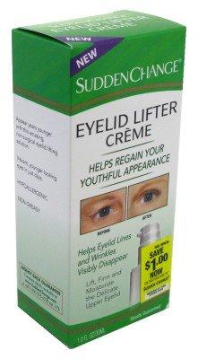 Crème pour les paupières - Aide à faire disparaître les lignes et rides des yeux - Formule non grasse - 29 ml