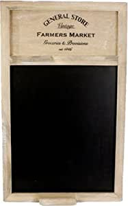 General Store Blackboard ~ 50cm x 34cm Shabby Chic Style Memo Board