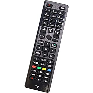 allimity RC48127 Ersetzte Fernbedienung für Panasonic TV RC-48127 TX-40CX300E TX32C300E TX-32C300E TX40C300B TX-40C300B TX24C300E TX-24C300E TX24CW304 TX-24CW304 TX32CW304 TX-32CW304 TX40C200E