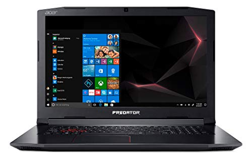Acer Predator Helios 300 PH315-51-74N0 Notebook