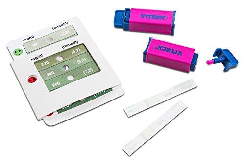 Heimtest für Cholesterin 2 Stück (Cholesterin-test)