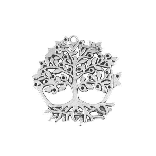 pacco-2-x-argento-antico-tibetano-50mm-ciondoli-pendente-albero-della-vita