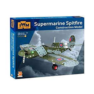 Imperial War Museums FOX064.UK.CS Supermarine Spitfire Juego de construcción, Varios