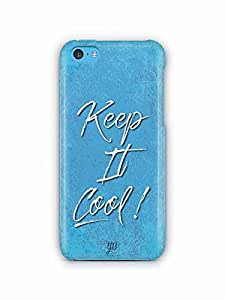 YuBingo Keep It Cool Designer Mobile Case Back Cover for Apple iPhone 5C