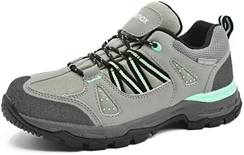 Knixmax Femme Chaussures de Outdoor Ran ée Outdoor de Étanche Antidérapant Trekking Chaussures de SportB07G39B6QRParent 649b6f
