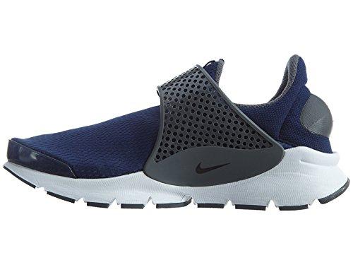 Nike Sock Dart (GS) ragazzi fashion-sneakers 904276 Binary Blue/Black-dark Grey