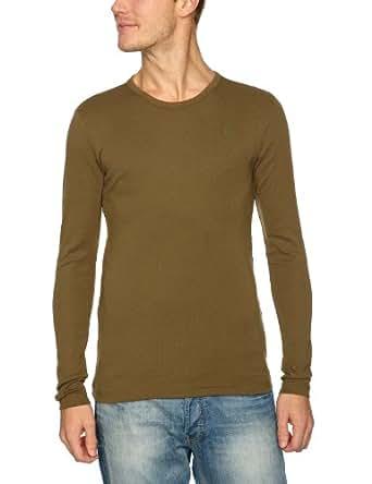 G-STAR RAW Herren Sportbekleidung T-Shirt, Einfarbig Gr. XX-Large, Vert-TR-A12-1-3