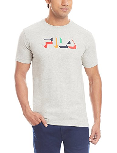 Fila Men's Round Neck T-shirt