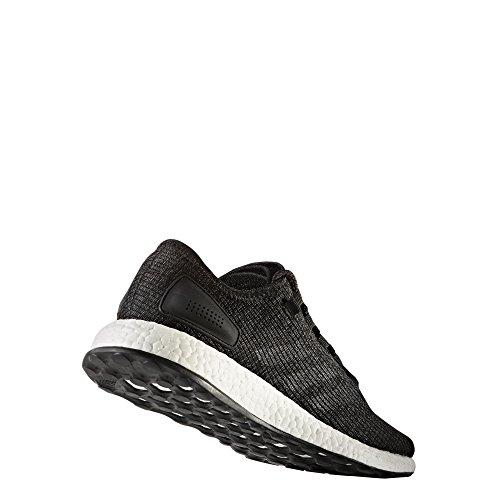 Adidas Pureboost, Chaussures De Course À Pied Pour Homme Noir (core Black / Dgh Solid Grey / Core Black)