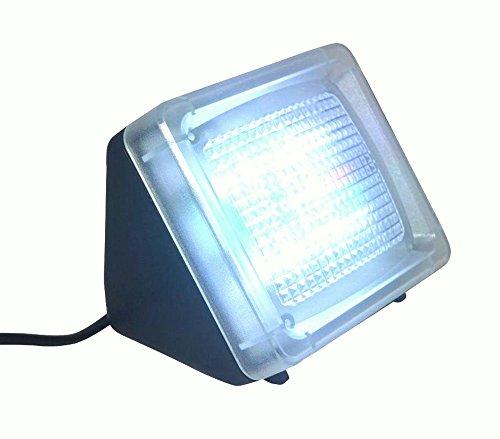 Preisvergleich Produktbild CM3 LED TV Simulator, Fake, Attrappe, Lichtsensor und Timer täuscht ein bewohntes Zimmer vor, CM3-TV-001
