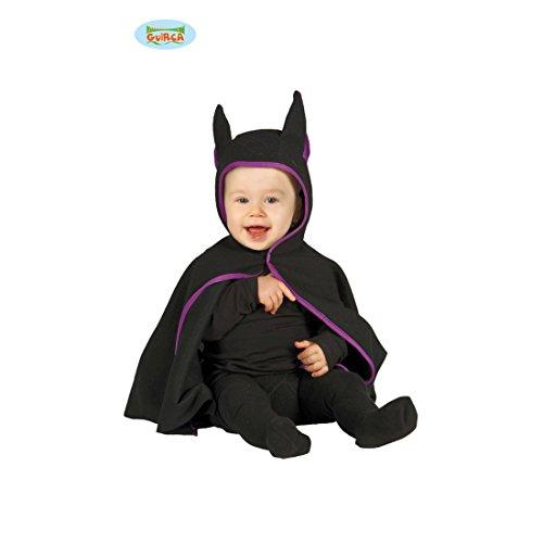 Baby Kostüm Fledermaus Vampir Babykostüm 6 - 12 Monate, 82 - 83 cm Vampirkostüm Kleinkind Halloween Kinderkostüm (Baby Fledermaus Kostüm Halloween)
