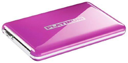 Platinum 104136 MyDrive 1TB Usb 3.0 Portable External Hard Drive - Violet