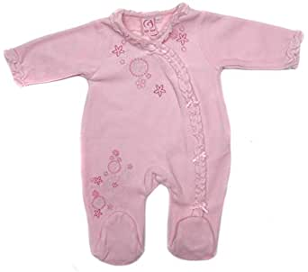 Baby girls Velour Unicorn Sleepsuit Months In good condition Please take a look at my other items I will combine postage where possible. Please ask to combine postage costs before paying Please no.
