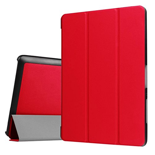 cover tablet acer iconia one 10 Xinda Acer Iconia Tab 10 A3-A40/Acer Iconia One 10 b3-a30 Smart Cover - Slim Smart Cover Custodia Protettiva in pelle PU per Acer Iconia Tab 10 A3-A40/Acer Iconia One 10 b3-a30(2016 Version) Tablet