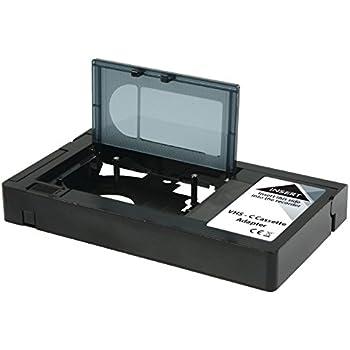 Konig VHS-C adaptateur de cassette [KN-VHS-C-ADAPT]