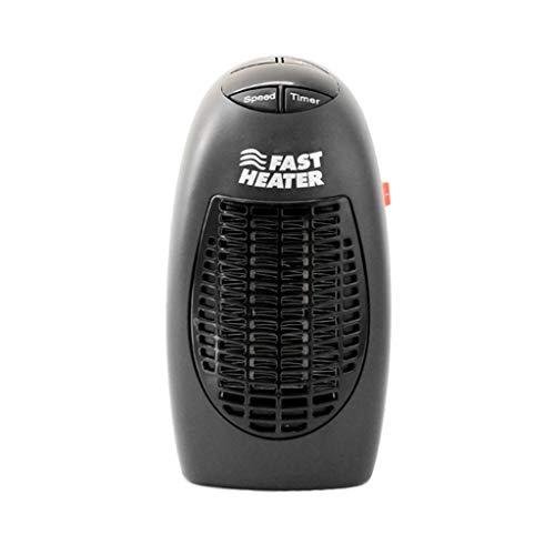 Calentador de Aire eléctrico de Pared Calentador Potente Calentador rápido Ventilador del...
