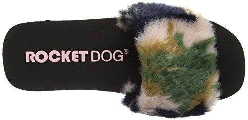 Rocket Dog - Boom, Sandali Donna Multicolour (Blush Multi)