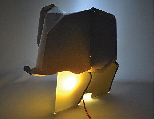 Lil Nika 11771–EMI, elefante Luz nocturna