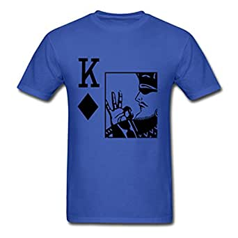 9e81cb073c5b Image Unavailable. Image not available for. Colour  Kilers Outlet Zausy  Men s King Of Diamonds Kappa Alpha Psi T-Shirts