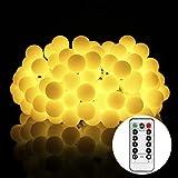 100er LED Globe Lichterkette