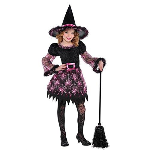 "Hexen Kostüm ""Darling Witch"" (Hexe Kinder Spinne Kostüm)"