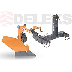 Charrue Simple avec roue -DP-16