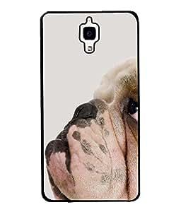 PrintVisa Awesome Dog High Gloss Designer Back Case Cover for Xiaomi Redmi Mi 4 :: Redmi Mi 4