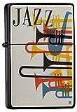 Briquet Tempete A Essence Rarement Imprimé Jazz Instruments de musique