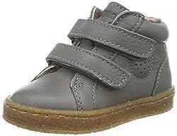 Bisgaard Unisex Baby Sinus Sneaker, Grau (Grey 400), 20 EU