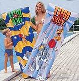Luftmatratze Schwimmmatte Fam. Feuerstein Tom & Jerry Looney Tunes Matratze Pool: Luftmatratze: 93019 Tom und Jerry