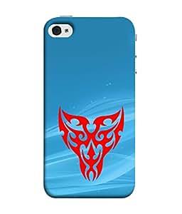 PrintVisa Designer Back Case Cover for Apple iPhone SE (Artistic Fun)