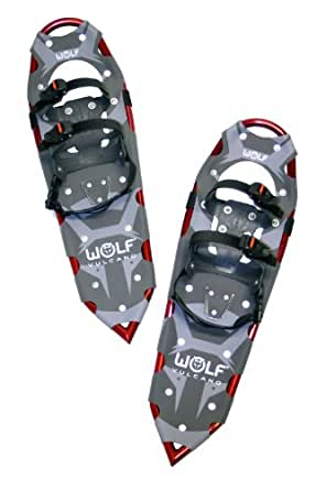WOLF VULCANO 27, Men's Exped. Snowshoes, 21 x 69 cm, up to 85 kg